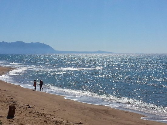 Kakovatos, Greece: amazing sandy beach !!!