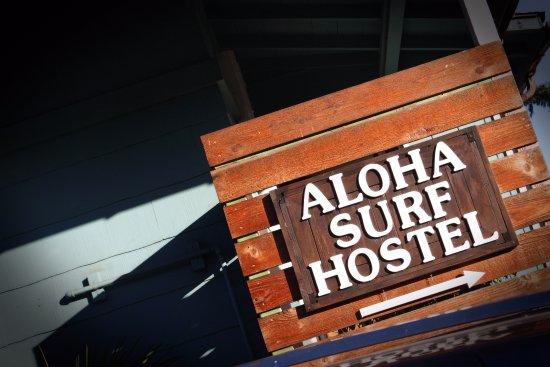 Aloha Surf Hostel Photo