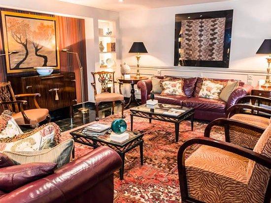Royal Park Hotel: Foyer