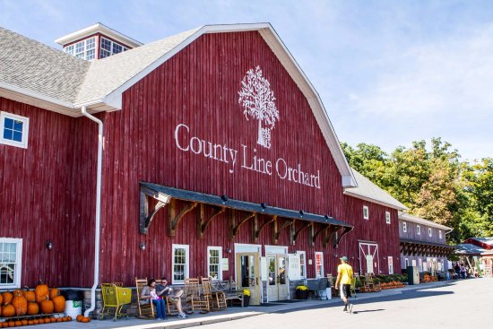 Hobart, IN: County Line Orchard