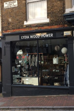 Lydia Wood-Power Jewellery