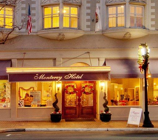 Monterey Hotel Photo
