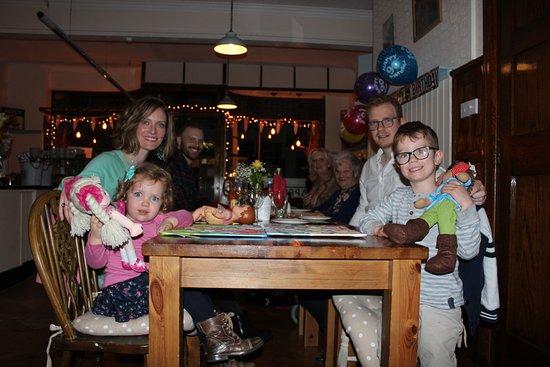 Cappello Cafe & Ristorante: Four generations celebrate Mum's 90th at Cappellos