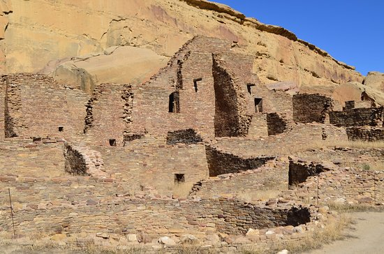 Nageezi, Nuevo Mexico: Ruins of ancient Puebloan cultures, once called Anasazi.
