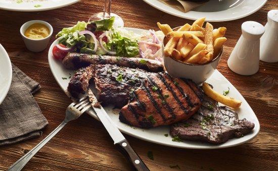 Oldbury, UK: Cookhouse & Pub specials