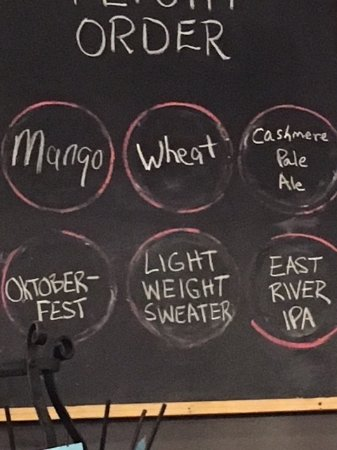Miner Brewing Company: Make Your Selection