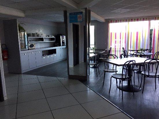 Villefranche-de-Rouergue, Francia: Hôtel balladins Villefranche de Rouergue