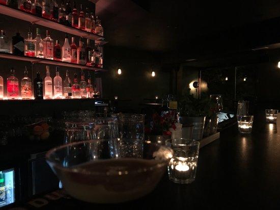 Minimal Bar Prague