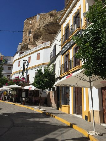 Andalucian Cycling Experience Day Trips: Quaint village