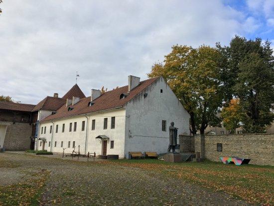 Narva Knights' Fortress: Около замка