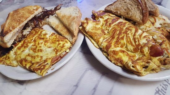 Freeport, IL: Build Your Own Omelettes (Friday, Saturday & Sundays!)