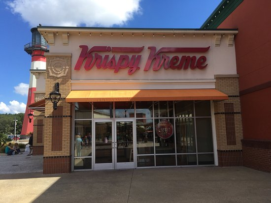 Read Reviews Of Tanger Outlets Krispy Kreme Doughnuts