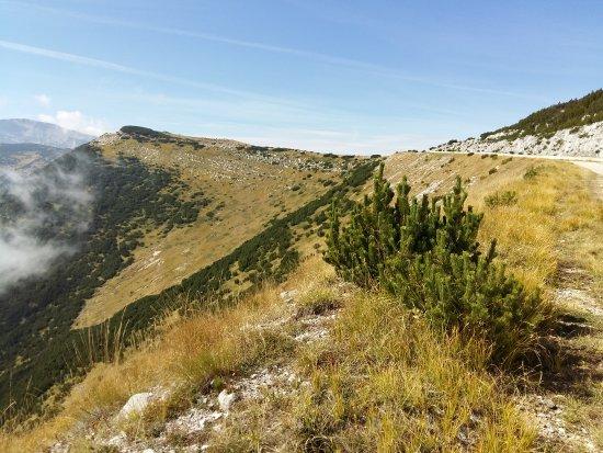 Passo Lanciano - Majellletta
