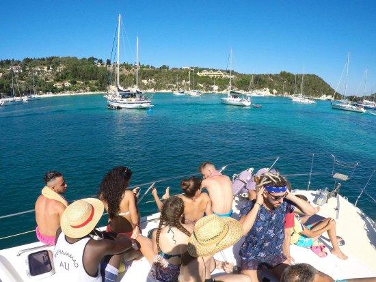 Kavos, Greece: Black Pearl Luxury Yacht Cruises