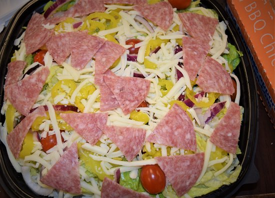 Cottage Inn Pizza: Antipasto Salad