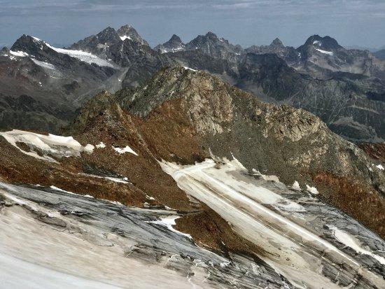 Wildspitzbahn: das atemberaubende Panorama 6