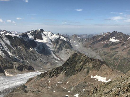 Wildspitzbahn: das atemberaubende Panorama 7