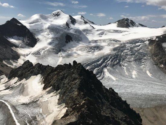 Wildspitzbahn: das atemberaubende Panorama 8