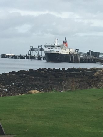 Ardrossan to Brodick in arran