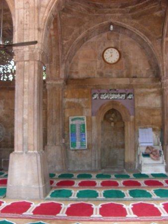 Sidi Saiyed's Mosque: Tutto pronto per la preghiera