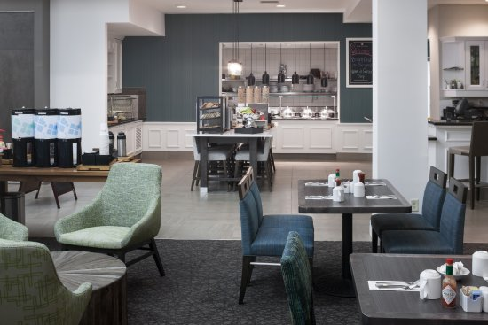 Hilton Garden Inn Tucson Airport: Breakfast Area