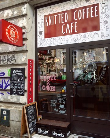 Knitted Coffee Cafe, Cracow Starowislna 38