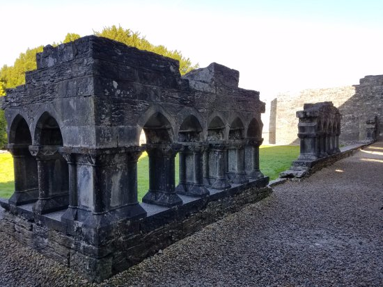 Cong, Irlanda: The interior of the Abbey