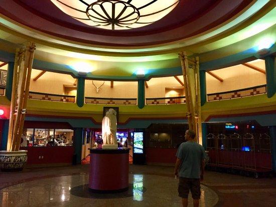 Towaoc, Kolorado: Lobby