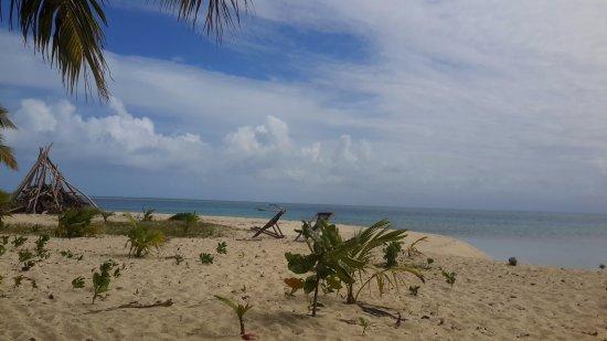 Leleuvia Island照片