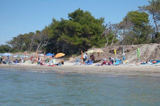 Camping Molino a Fuoco: Spiaggia