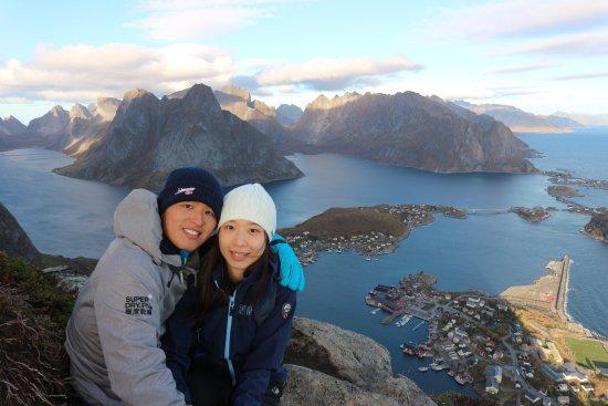 Reine, Norwegia: Breathtaking view