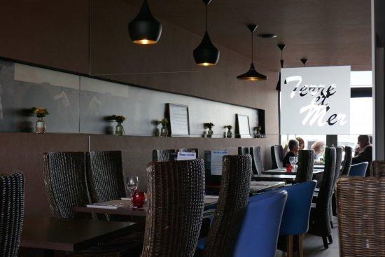 Restaurant Terre et Mer: Un bout de la salle