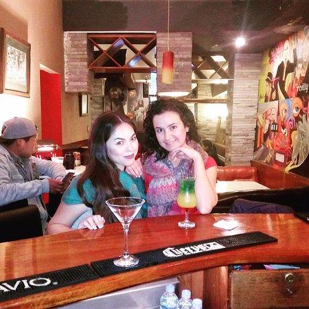 Hotel Royal Qosqo : at the hotel's bar