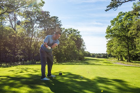 Brewster, MA: 18 Hole Nicklaus Design Golf Course