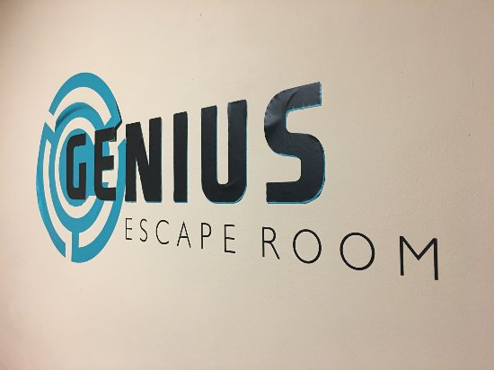‪Genius Escape Room‬