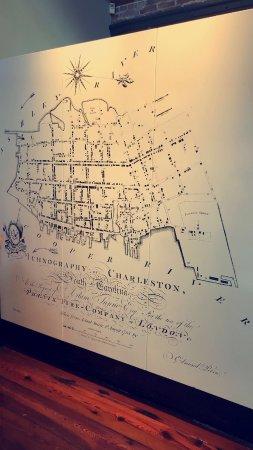 Charleston Visitor Center: Map of Charleston