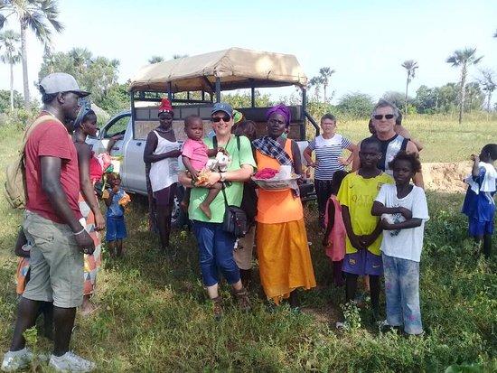 Mbour, Senegal: balade en 4X4 au Sénégal