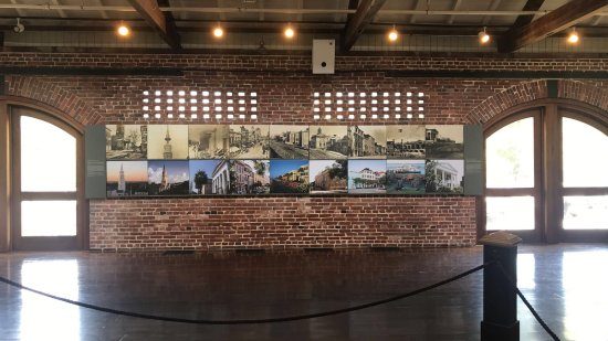 Charleston Visitor Center: Then & Now photos
