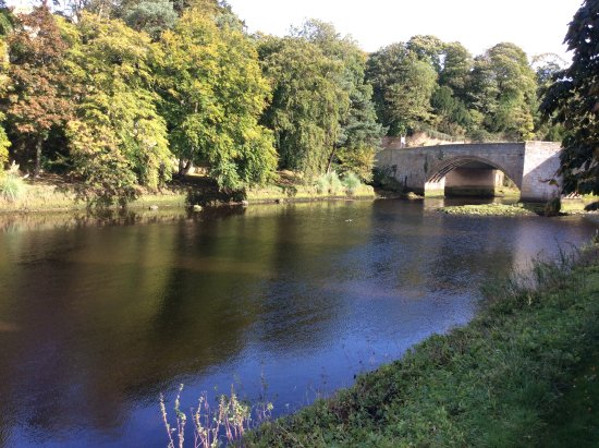 Warkworth, UK: The stunning River Coquet