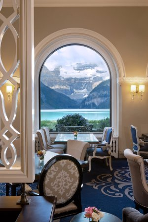 Fairview Dining Room At Fairmont Chateau Lake Louise