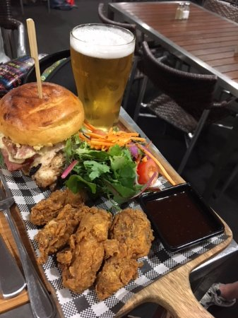 Wickham, Australia: Thursday night special at NCYC - and all for $20