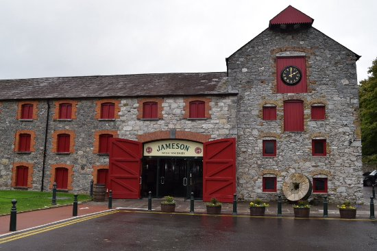 Midleton, أيرلندا: Entrance
