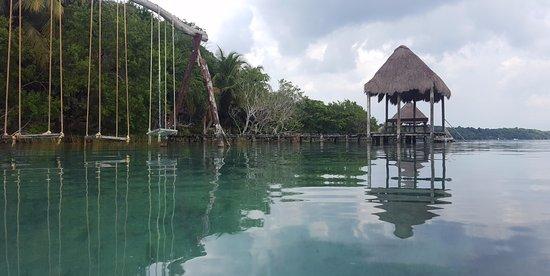 Kuuch Kaanil Villas Eco-romanticas : grandes locaciones  eso si tiene