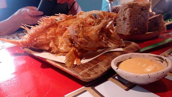 Casa Marcelo: caproig, eat everything!!!
