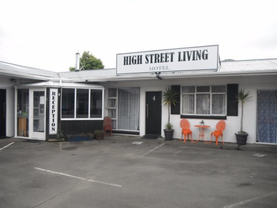 High Street Living Motel