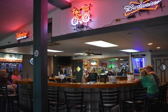 Lancaster, OH: Bar area, mid afternoon on a Tuesday.