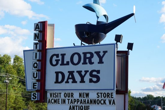 ‪Glory Days Antiques‬