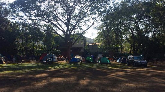 Congo's Hostel & Camping: Camping ground