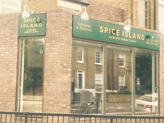 Spice Island, London - 23A Englefield Rd - Photos