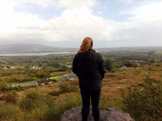 Arigna Mining Experience: Fantastic views